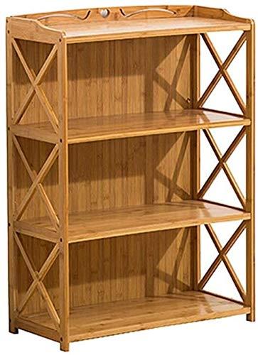 Nachttisch, Wohnzimmer, Sofa, Tee-Beistelltisch, Tee-Regal, Teetisch, Ecktisch, Beistelltisch (Farbe: 3 Ebenen, 42 cm)