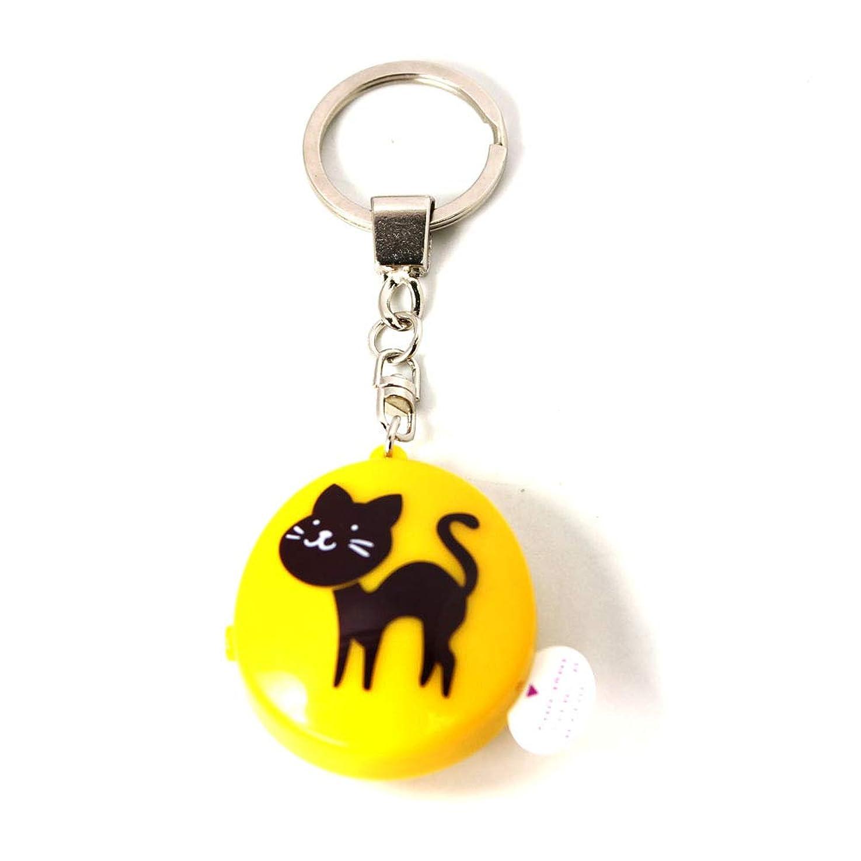 主人ペット信頼性おもちゃの録音 (メタルペンダント付き)、ボタン 録音 、最高のクリスマスギフト、かわいい動物、子供パーティー用品好意、サウンドエフェクトキーチェーン、3色 (黄色)