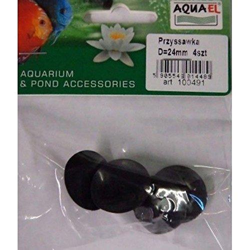 Aquael 5905546014489 Saugnäpfe Für Filter Und Heizung