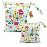 iZiv Cloth Nappy Wet Bags