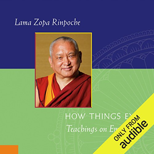 How Things Exist audiobook cover art