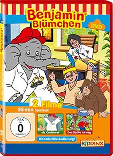 Benjamin als Kinderarzt/ Der Gorilla ist weg