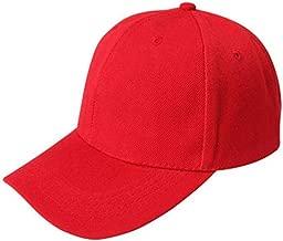 CGXBZA Summer Spring Multi-Color Baseball Cap Women Men'S Fashion Street Hip Hop Adjustable Caps Baseball Hats