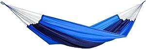 Amazonas AZ-1030180 - Hamaca, capacidad máxima de 150 kg, seda, color azul