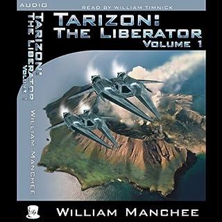 Tarizon: The Liberator audiobook cover art