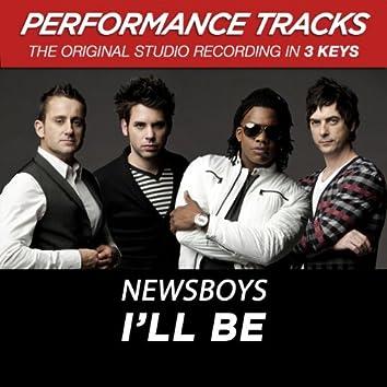 I'll Be (Performance Tracks)