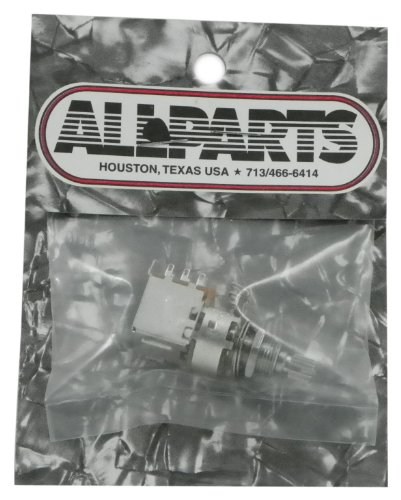Allparts EP-0286-000 CTS Push/Pull Potentiometer (500K, logarythmisch)