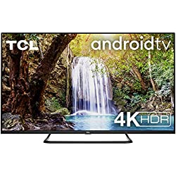 TCL 65EP680 Televisor 165 cm (65 Pulgadas) Smart TV + Barra de ...