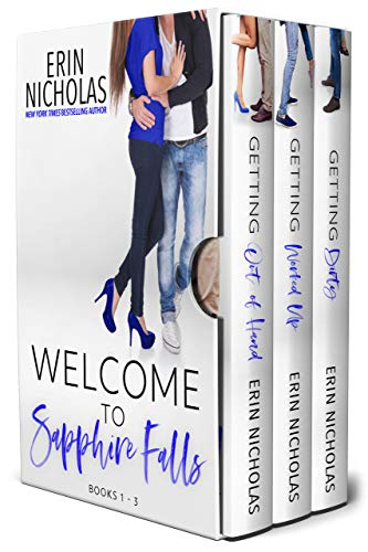 Sapphire Falls Collection, Books 1-3 (Getting Out of Hand, Getting Worked Up, Getting Dirty) (English Edition)