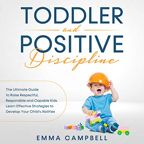 Toddler and Positive Discipline cover art