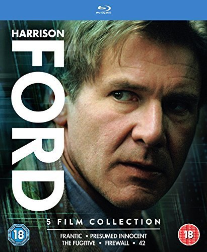 Harrison Ford Collection [Blu-ray] [2015] UK-Import, Sprache: Englisch.