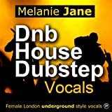 Pirate MC Vocals - Melanie Jane London underground style vocal samples DVD non BOX