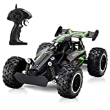 Tobeape High Speed RC Car, 1/18 Scale Remote Control Car, Racing Toy Vehicle with 2.4Ghz, Radio...