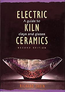Electric Kiln Ceramics: A Guide to Clays and Glazes