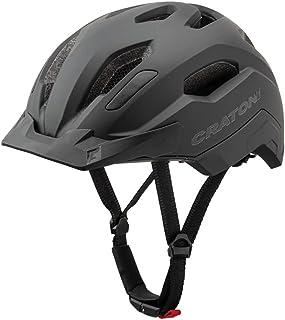 Cratoni City Fahrradhelm C-Classic schwarz matt