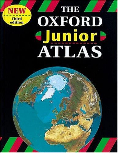 OXFORD JUNIOR ATLAS 1997 EDITION