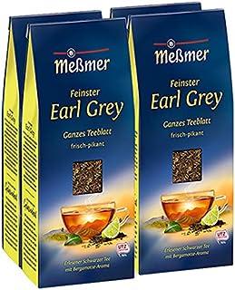 Meßmer Earl Grey, 4er Pack 4 x 150 g Packung