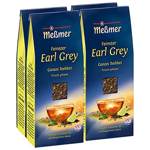 Meßmer Earl Grey, 4er Pack (4 x 150 g Packung)