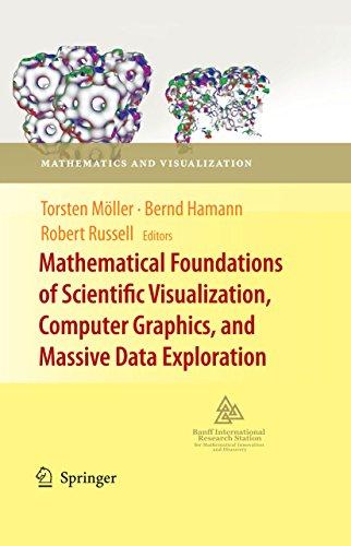 Mathematical Foundations of Scientific Visualization, Computer Graphics, and Massive Data Exploration (Mathematics and Visualization) (English Edition)