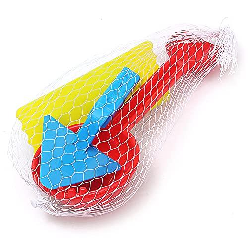 Set de pala de playa - Material de seguridad Juguetes de plástico protector de ojos para niños para niños pequeños niños y niñas