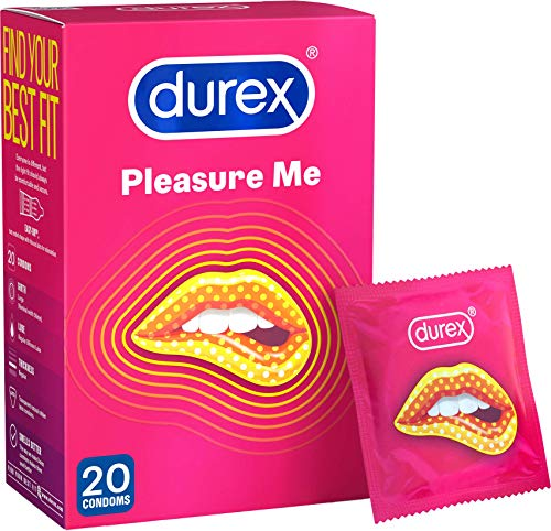 Durex Pleasure Me Condoms, Pack ...