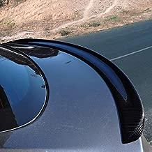 Spoiler, Tesla Model S Rear Trunk Spoiler Lip, Carbon Fiber, for Sedan 2012-2019, Factory Style