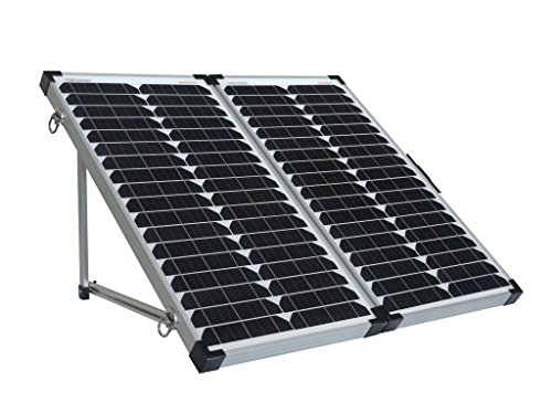 Placa solar plegable de enjoysolar®, de 60, 100 o 150 W. Módulo solar Plug and Load