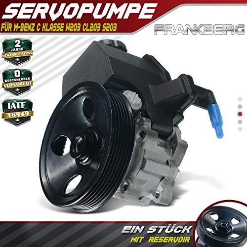 Servopumpe Servolenkung hydraulish für C180 C200 Kompressor W203 CL203 S203 2000-2002 002466830180