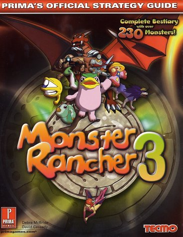 Monster Rancher 3: Prima's Official Strategy Guide