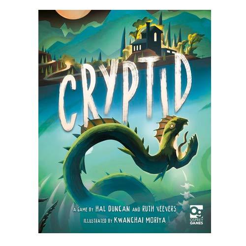 Cryptid Juego De Mesa