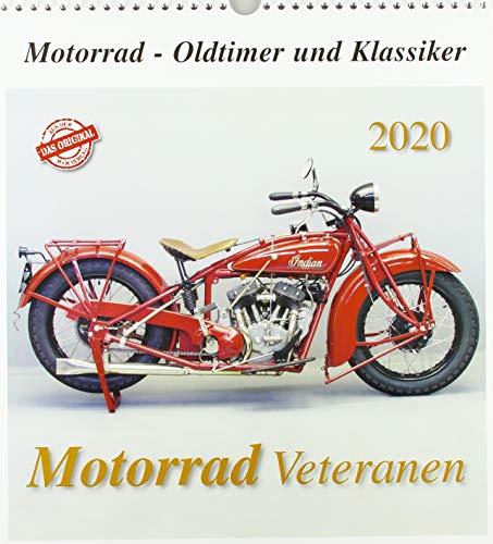 Motorrad Veteranen 2020: Motorrad - Oldtimer und Klassiker