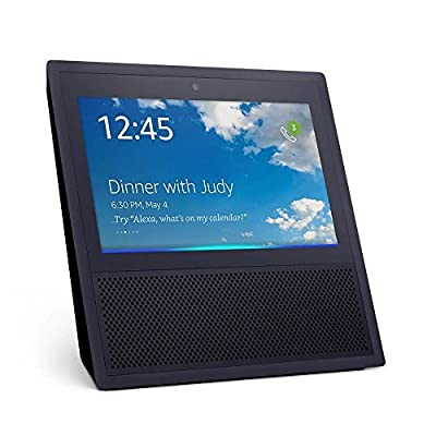 Echo Show - 1st Generation Black by Amazon
