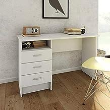 طاولة مكتب من تيفليوم, ابيض, 80134 4949