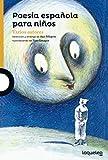 Poesía española para niños