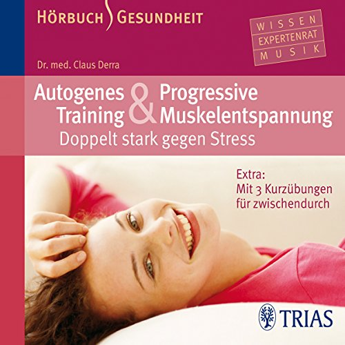 Autogenes Training und progressive Muskelentspannung Titelbild