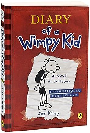 小屁孩日记1 英文原版绘本 漫画 Diary of a Wimpy Kid # 1小屁孩 绘本 书 小说 儿童文学 [平装] [Jan 01, 2008] Jeff Kinney [平装] [Jan 01, 2008] Jeff Kinney [平装] Jeff Kinney