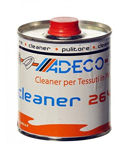 Adeco Cleaner 264 voor Adegrip PVC rubberboot 2-componenten lijm 250ml