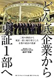 どん底企業から東証1部へ――二度の倒産から東証一部上場を果たした企業の成長の要諦