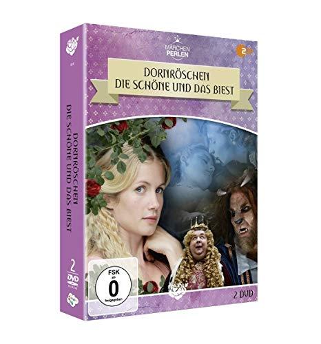 Märchenperlen - Dornröschen / Die Schöne und das Biest [2 DVDs]