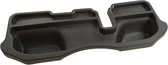 Husky Liners Fits 2002-18 Dodge Ram 1500 Crew Cab, 2019 Dodge Ram 1500 Classic Crew with 60/40 rear seat Gearbox Under Seat Storage Box