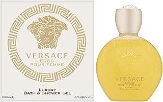 Versace Eros Pour Femme Douchegel, per stuk verpakt (1 x 200 ml)