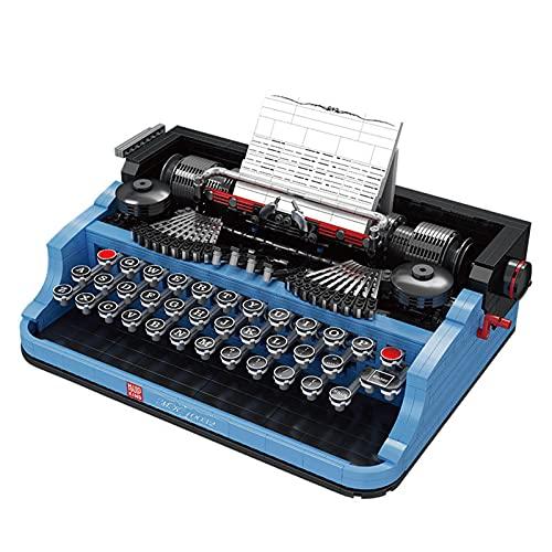 icuanuty Maquina de Escribir Vintage, Retro...