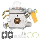 01 Carburador para cortacésped, carburador Profesional de Aluminio Resistente al Desgaste, para Ryobi, jardín 28100,308054077