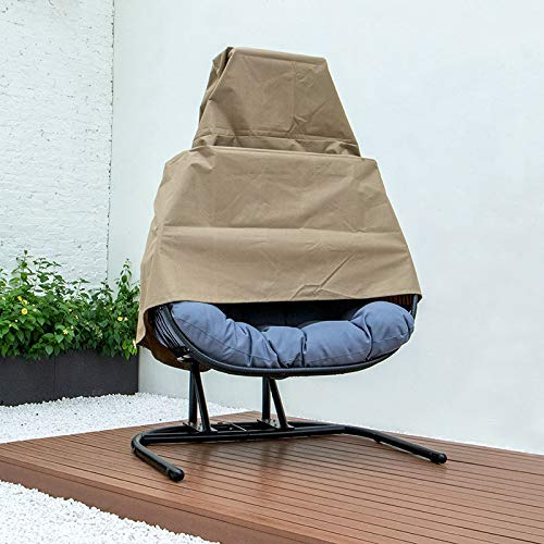 MONTENMIN Winter Cover for Double SEAT Swing Chair