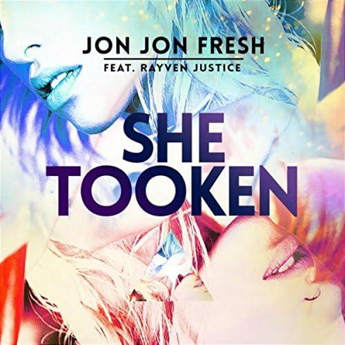 Jon Jon Fresh feat. Rayven Justice