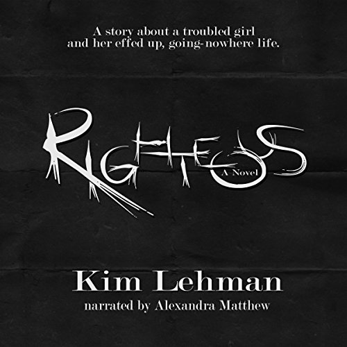 Righteous audiobook cover art
