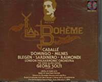 Puccini: La Boheme by Caballe