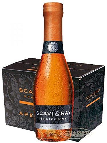 Scavi & Ray Sprizzione 24 Piccoloflaschen - 4.80 l
