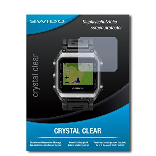 2 x SWIDO® Protector de pantalla Garmin epix Protectores de pantalla de película