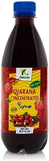 K DELICIA Guarana Super Concentrated Syrup - Brazilian Xarope da Guarana -16.9 Fl Oz Bottle | 3% Guarana Extract for Doubl...
